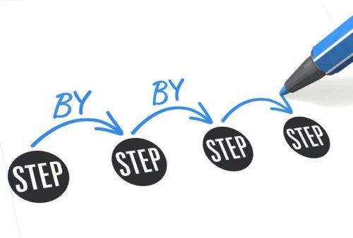 روش خرید پله ای در بورس